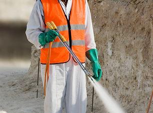 Anti-Termite Treatme
