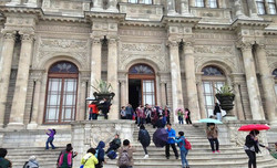 Half Day - Dolmabahce Palace and Asian Side Tour