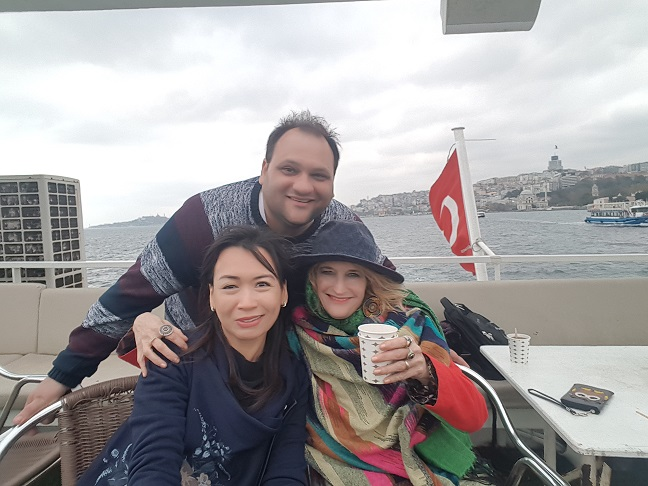 Half Day-Istanbul Boat Rental Tour