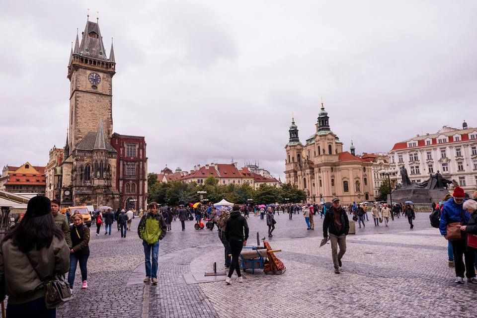 Prague Daily Tours