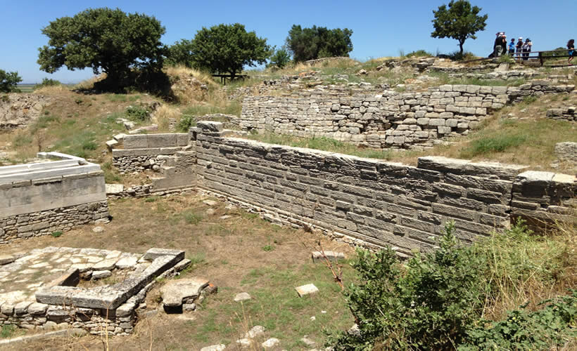 Gallipoli Troy Pergamon Ephesus Tour