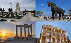 Gallipoli Troy Pergamon Ephesus Tour