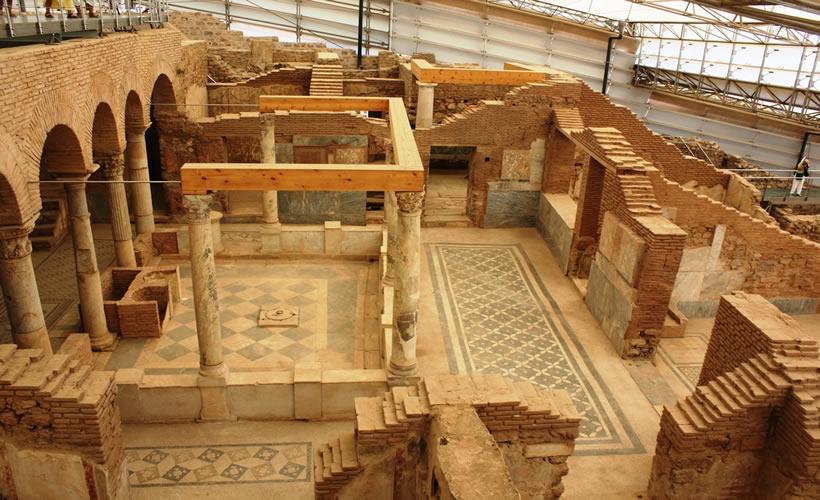 2D/1N - Ephesus and Pamukkale Tour