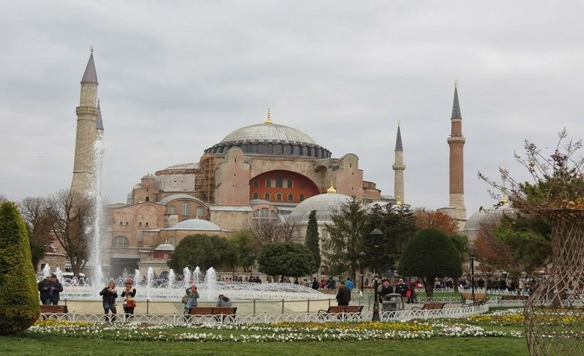 8D7N - Discover Turkey Tour