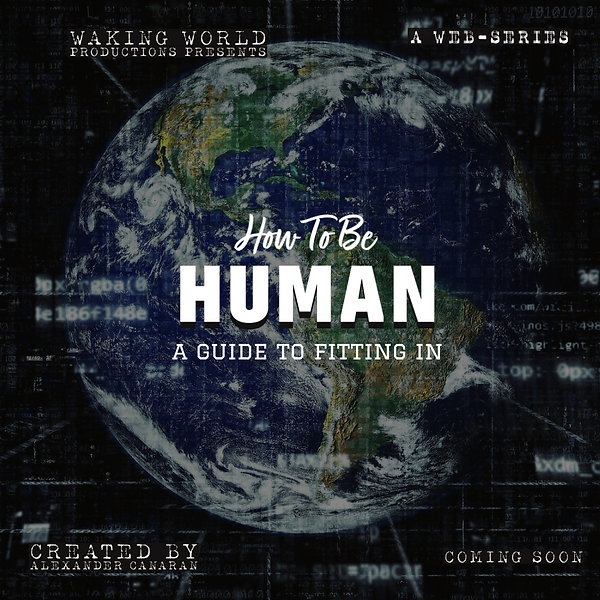 How to Be Human Poster.png