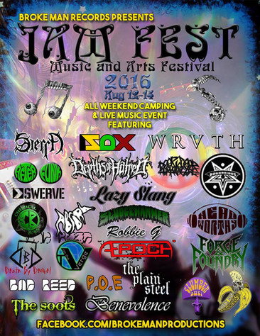 Jamfest 2016