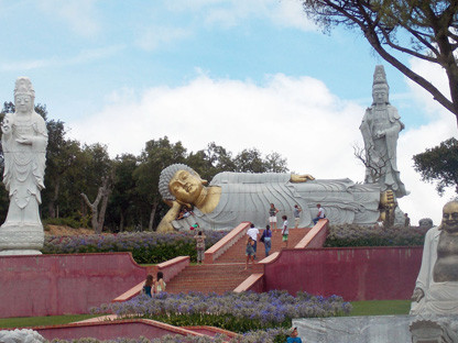BUDDHA EDEN - THE BIG BUDDHAS