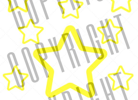 """I Am A Star"" Worksheet"
