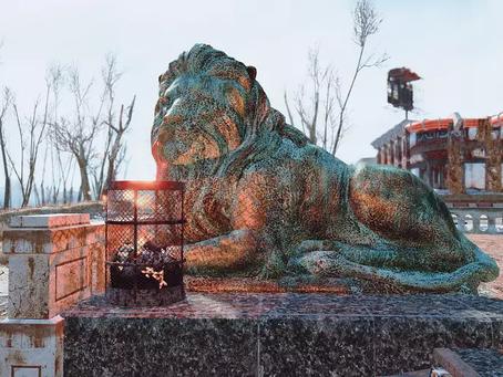 辐射4高清材质包50G的Luxor's Fallout 4 HD Overhaul