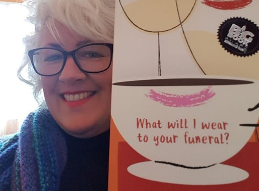 """I Wore """"Fire and Ice"""" - a review of Kellie Curtin's wonderful book."""