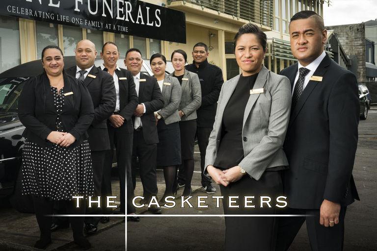 Staff of Tipene Funerals