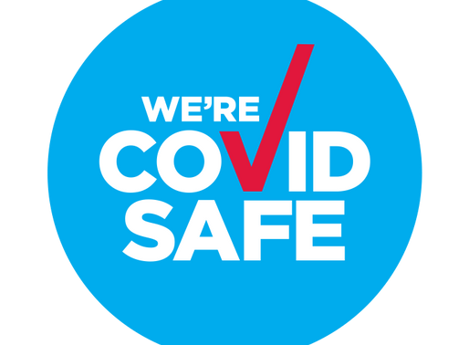 GDEP is a COVID-Safe business! (In case you were wondering...)