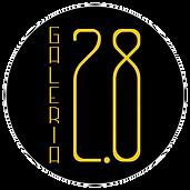 LogoG28_ BOLA PRETA LOGO AMARELO.png
