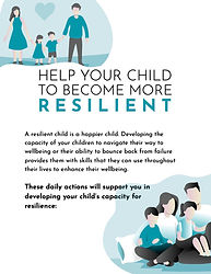 Help Your Child To Become More Resilient