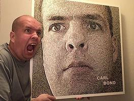 Carl's Self Portrait