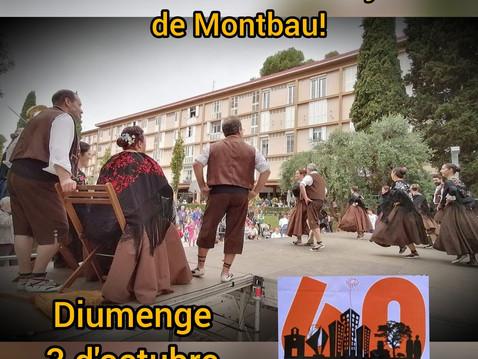 Actuació a la Festa Major de Montbau