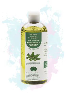 Livayi Kruiden Shampoo anti-roos