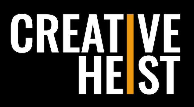 Creative Heist Logo
