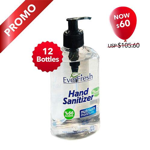 Everfresh Hand Sanitizer 236ml x 12pcs