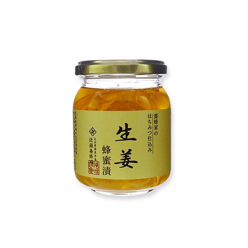 Kondo Japanese Honey Factory Ginger Honey Pickled 280G