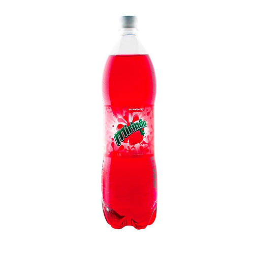 Mirinda Bottle Drink - Strawberry 1.5L