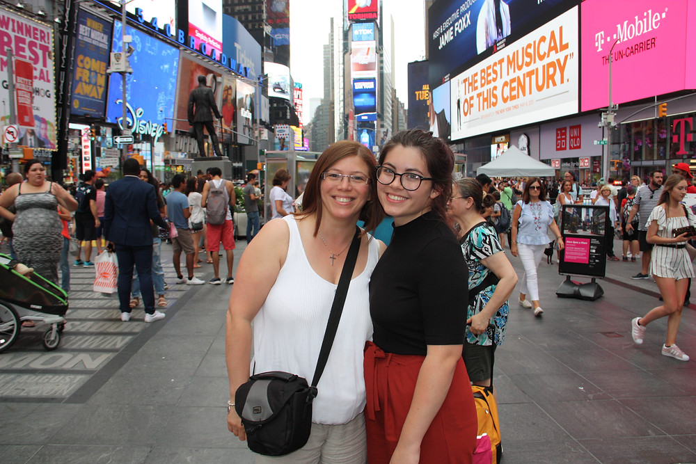 Times Square, NYC!