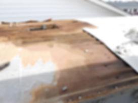 rv roof repair Rossville/chattanooga 423-475-7663