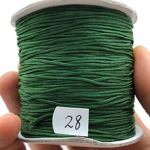 Chinese Knotting Cord ~ Fern