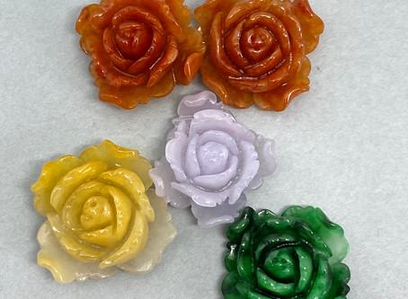 Jadeite, aka Burmese Jade, is one of the hardest stones will heal and protect the bearer.