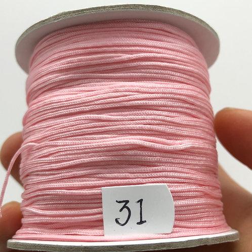 Chinese Knotting Cord ~ Pink