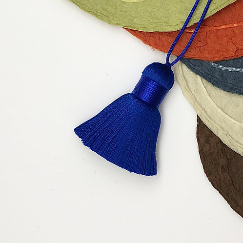 Small Tassel ~ Lapis