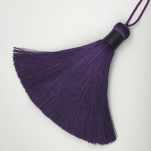 Regular Tassel ~Purple