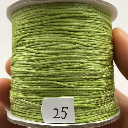 Chinese Knotting Cord ~ Pear
