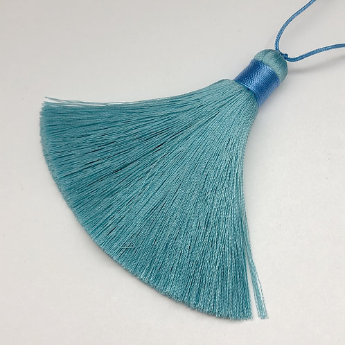 Regular Tassel ~Blue Lake