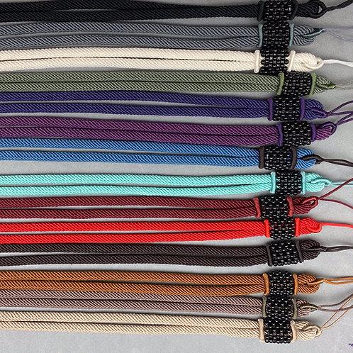 Long Cotton necklace cord