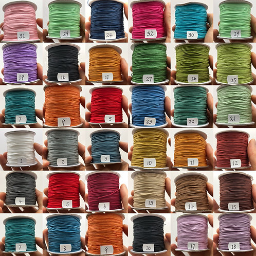 Chinese Knotting Cord ~12 spools special