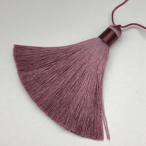 Regular Tassel ~Midnight Rose