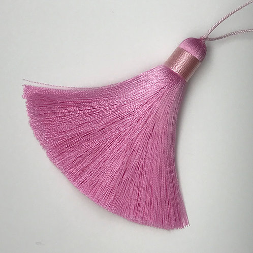 Regular Tassel ~ Pale pink