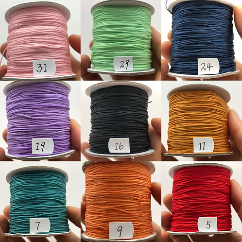 Chinese Knotting Cord ~ 3 spools special