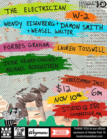 Hassel Fest Poster