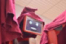 Baxter Project, actor Baxter, robot theatre
