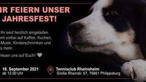 Einladung zum 1. Fellhelden-Sommerfest