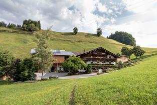 Landschaft Tirol Bauernhof