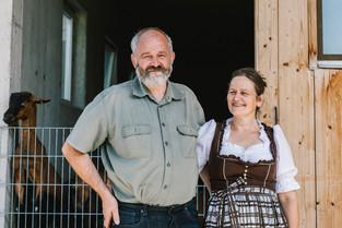 Landwirt Tirol Bauernhof
