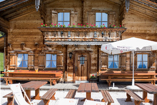 Almhütte Tirol ©Maria Kirchner Fotografie Innsbruck