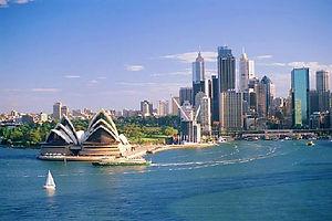 Видеосюжеты об Австралии