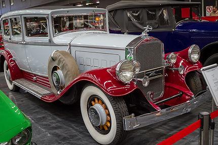 Музей классических автомобилей в Госворде