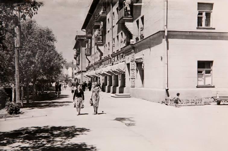 Бульвар Мира - Советсткий - угловои