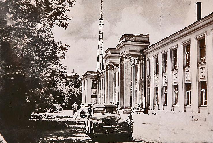 Больница на Бульваре Мира