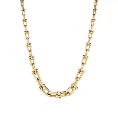 Colar Tiffany Inspired Elos Dourado